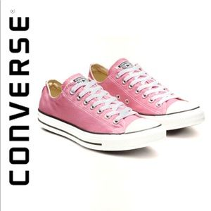Converse All Star Canvas Sneakers Men's 4 Womens 6